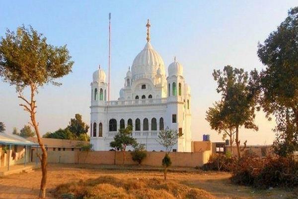 pakistan extended the allocation of land for kartarpur gurdwara