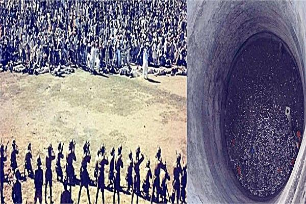 jalianwala bagh martyr s well is missing
