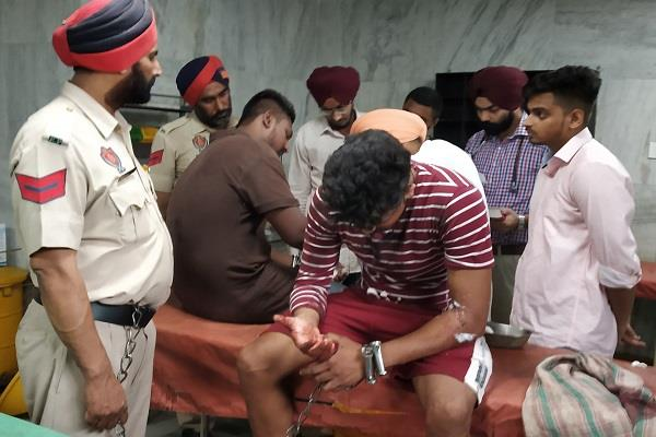 two prisoners from central jail in gurdaspur