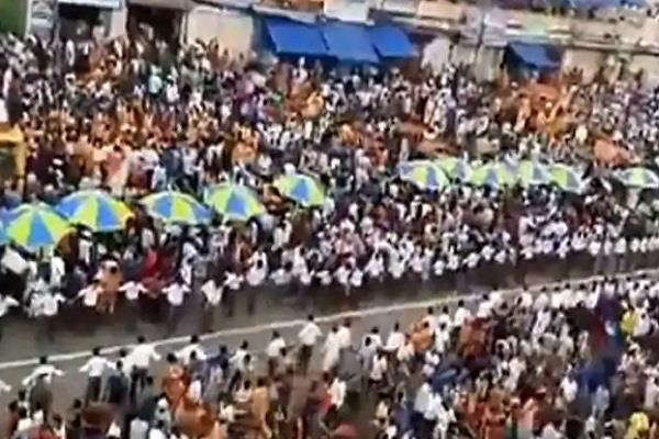 corridor for free ambulance movement possible during puri rath yatra