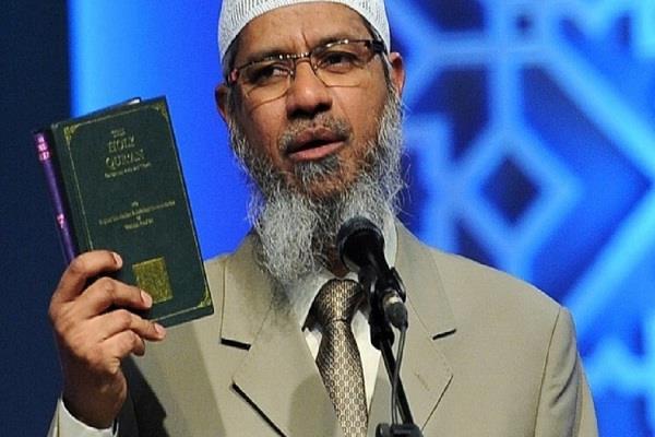 zakir naik interpol red corner notice declined money laundering terrorism