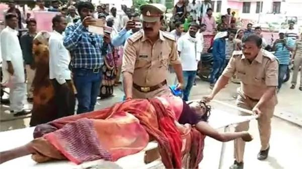 up sc st commission team formed to investigate the incident of sonbhadra