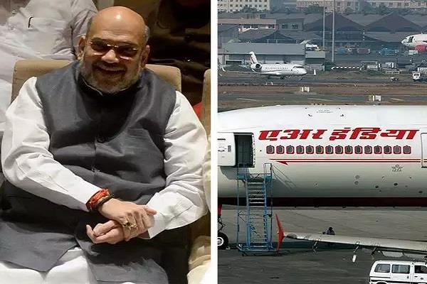 amit shah to get air india disinvestment command gadkari out of panel
