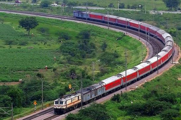railway electrification piyush goyal indian railway green railway
