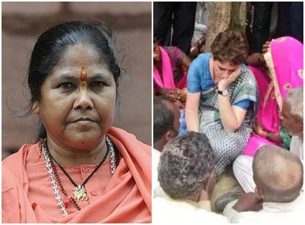 sadhvi niranjan jyoti says priyanka