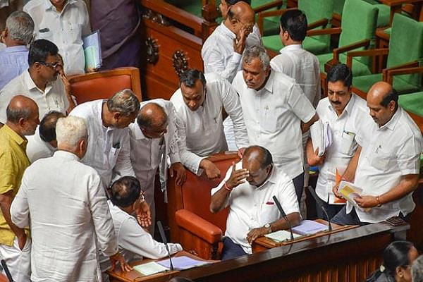 guidelines for the rebel mlas to appear before the speaker on tuesday