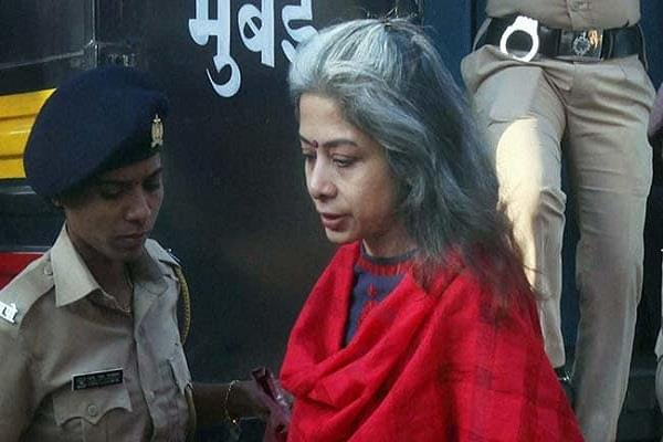 indrani mukherjee became the official witness in the inx media case