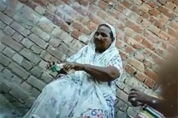 woman selling alcohol video viral
