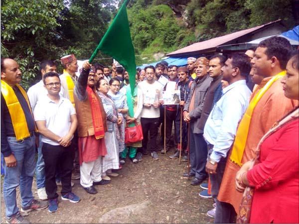 shrikhand kailash journey