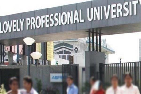student suicide lovely university hostel