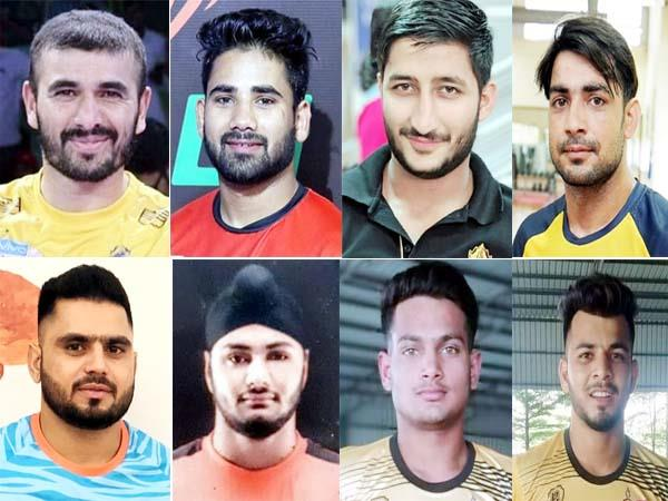 himachal s 8 players included in pro kabaddi league