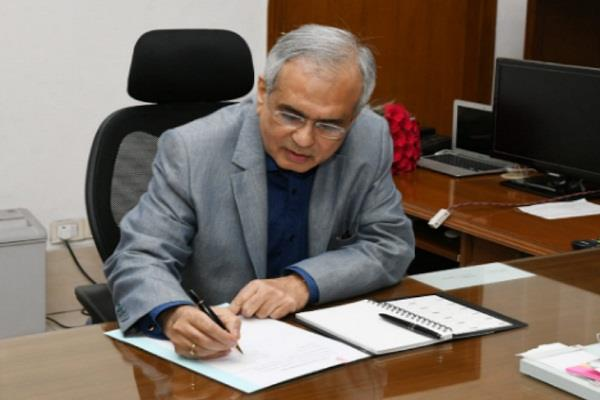 rajiv kumar to be appointed next in line with finance secretary
