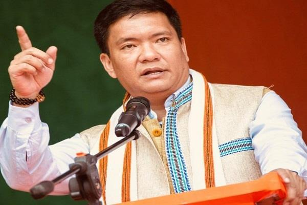 if the citizenship bill is brought back then opposition will be khandu