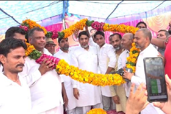 bjp district secretary kanwar baljeet joined congress