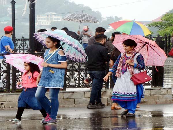 heavy rain warning