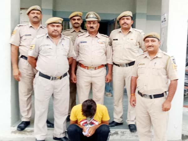 student arrested with hashish