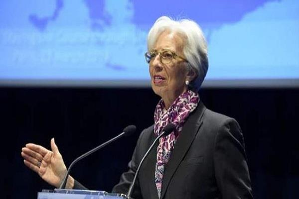 lagarde resigned as imf chief