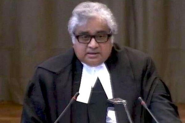 know who is harish salve who fought the case of kulbhushan jadhav in icj