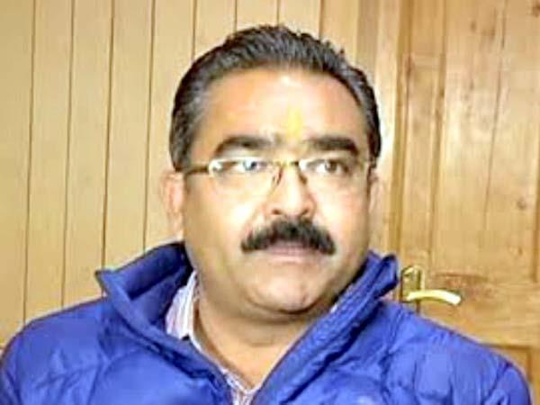 industrial minister vikram singh