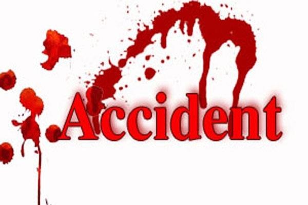 hatkoti road accident one death