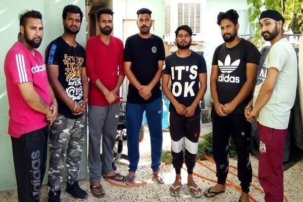 7 youths to return jalandhar kapurthala 27 stranded in iraq