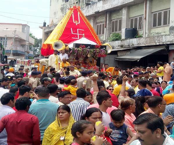 lord jagannath rath yatra