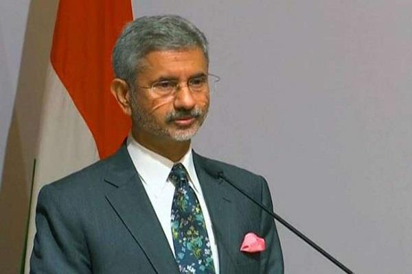 external affairs minister s jaishankar to visit brazil on july 25
