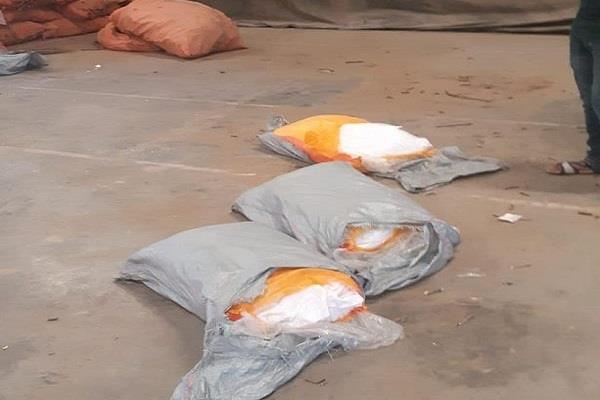 case of 532 kg heroin amritsar arrest 2 transporter