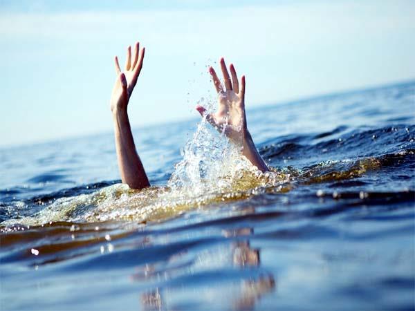 person drown in ravine