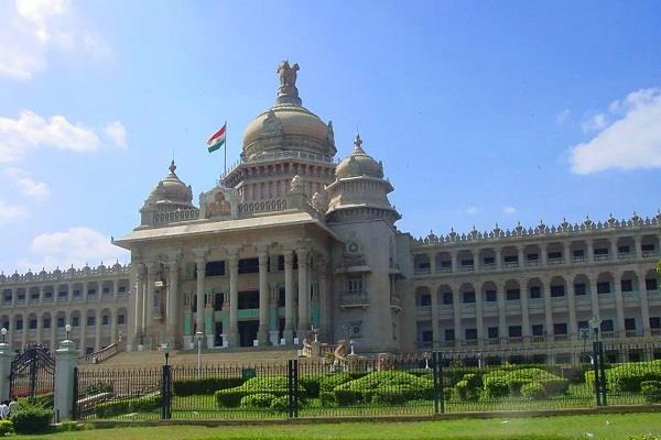 karnataka s monsoon session will be held from tomorrow
