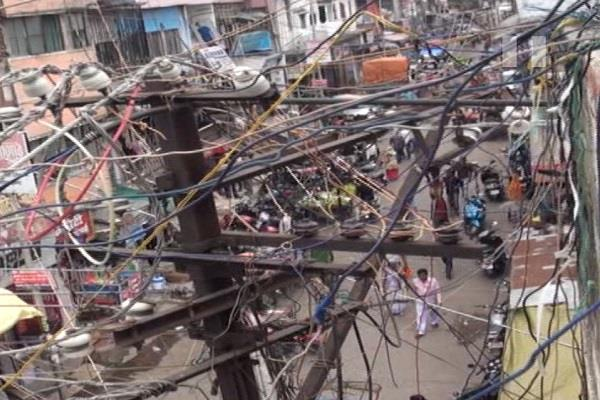 rules and regulations are all useless  feasting on death  electric wires