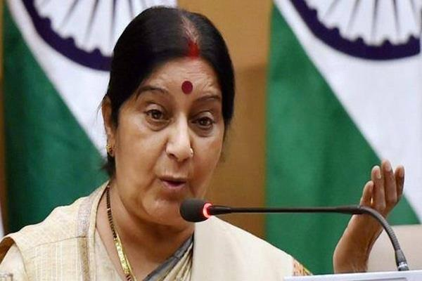 sushma never thought modi would not give her a place in the cabinet