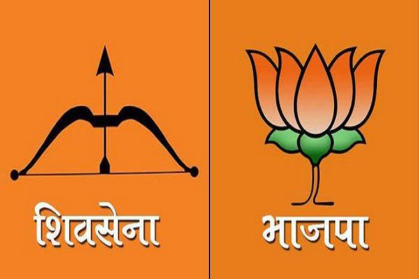 signs of tension between bjp and shiv sena over ticket sharing in maharashtra