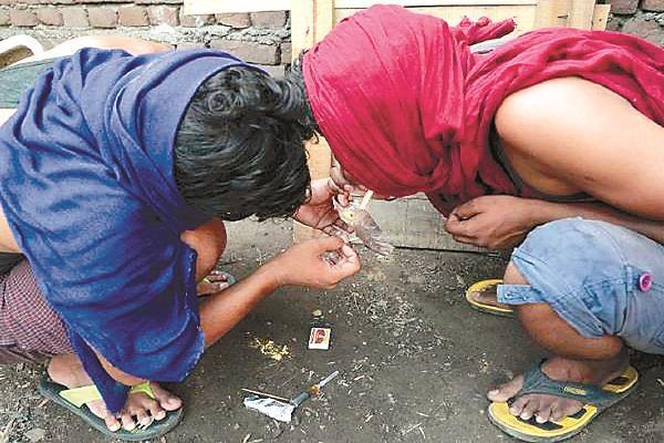 drug addiction increases in punjab