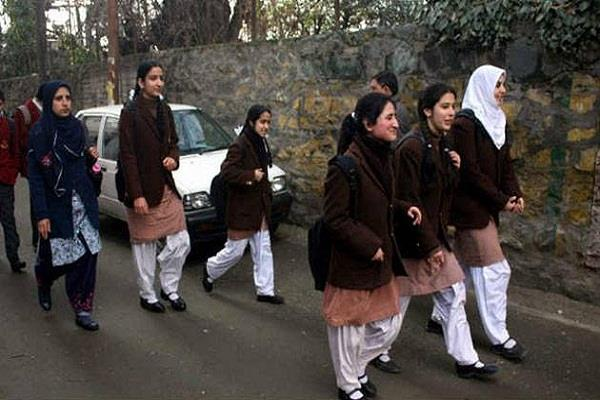 jammu and kashmir school colleges to be opened in the valley from today