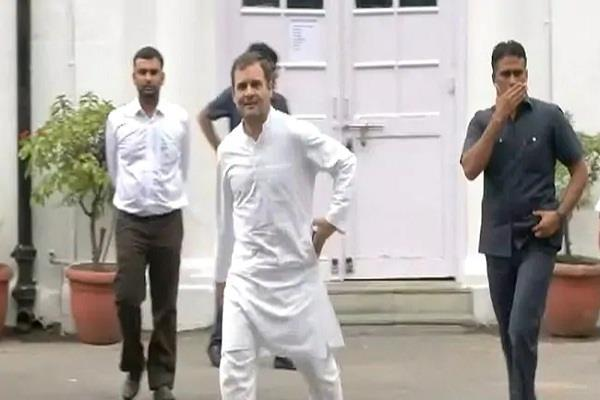 rahul gandhi to go on a two day visit to wayanad