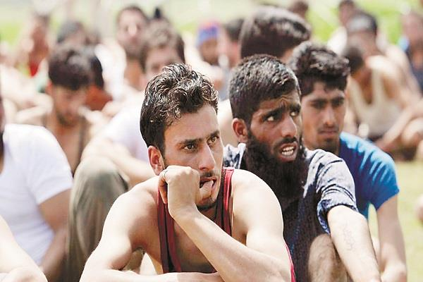 every other youth of kashmir is a victim of depression