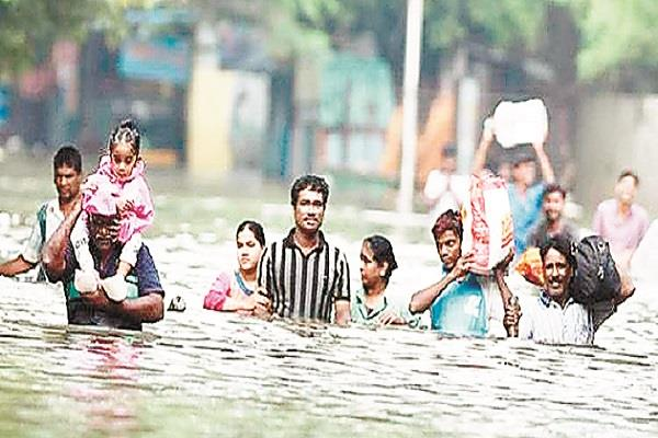 outbreak of monsoon not prepared despite warnings