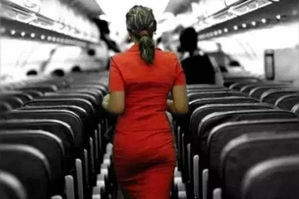 air hostess was drunk was not able to stand in flight lost job