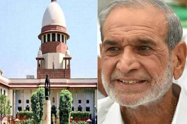 1984 sikh riots sc to hear bail plea of sajjan kumar today