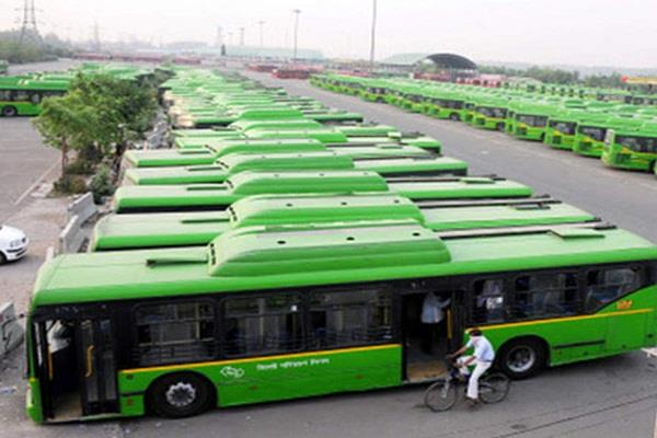 100 electric buses will start running on the roads from february