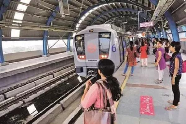 delhi 150 crore approval for women s free travel