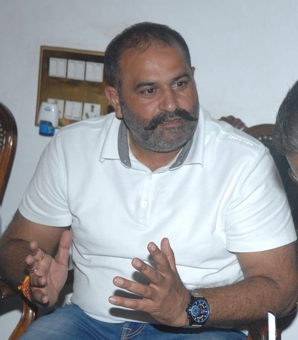 mla sushil rinku raised many issues of dalits