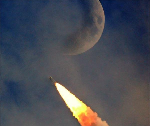 chandrayaan 2 enters the moon orbit