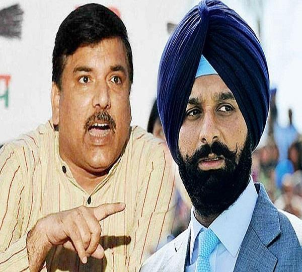 defamation case majithia and sanjay singh did not reach the court