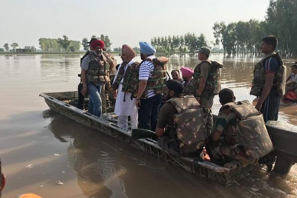 flood in jalandhar