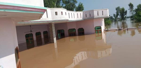 flood situation in jalandhar