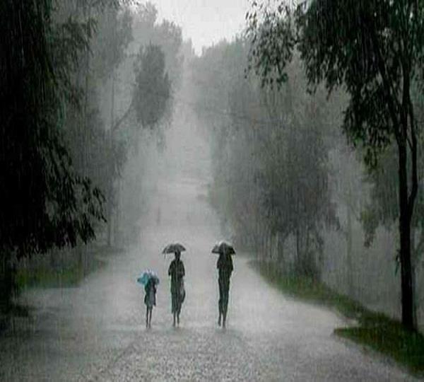 Weather: अगले 72 घंटों में भारी वर्षा की ...