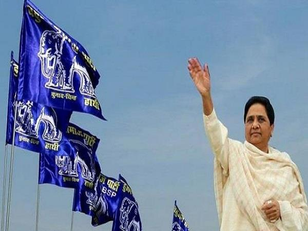 mayawati bsp officials increased in south india directed to strengthen cadre