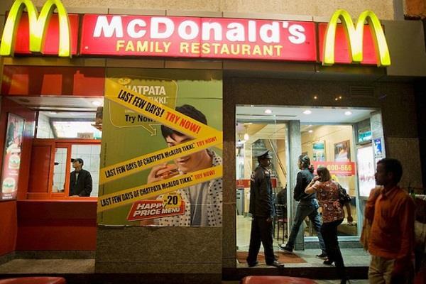 mcdonalds social media certificate boycott